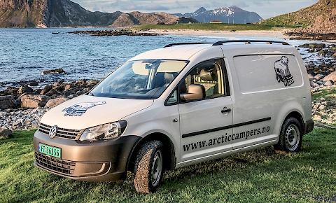 VW Camper hire Norway