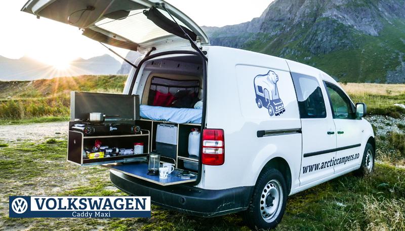 Comfort Camper Camper Rental Norway