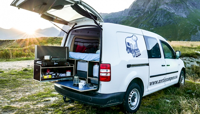 4wheel drive rental norway