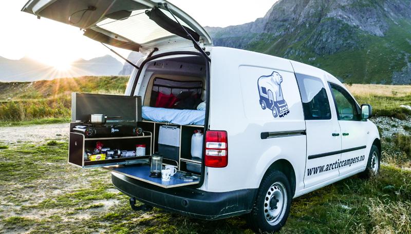 4wheel Drive Rental Norway