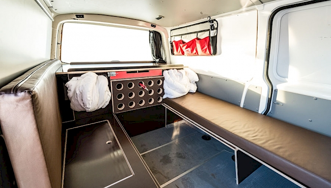RV Van rental Norway