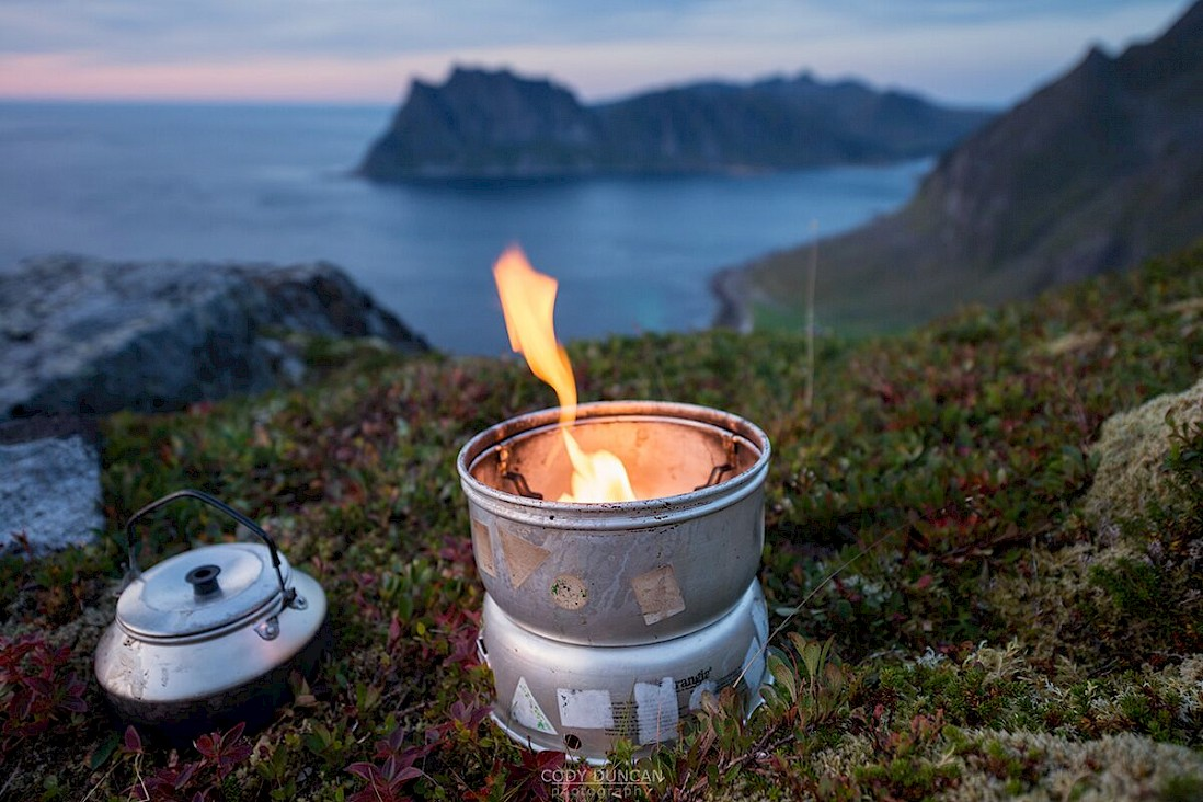 Lofoten hiking guide