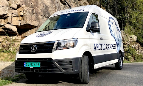 Arctic Campers - Camper Van Rental in Norway